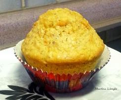 Karotten-Nuss Muffins ww-tauglich