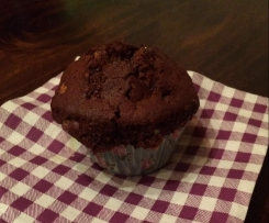 Triple-Chocolate-Nutella-Muffins