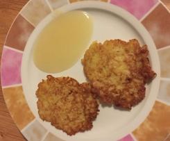 Reibekuchen / Kartoffelpuffer