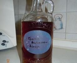 Tonkabohnen Sirup (für Kaffee, Tee und Eis)