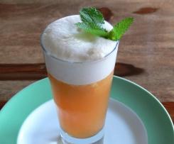 Eistee - mit Lemon und Ingwer - Schnelle Version