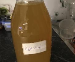 Apfel-Sirup