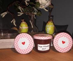 Pflaumen Feigen Marmelade
