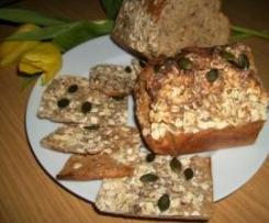 Sonja´s Super- (Knäcke-) Brot
