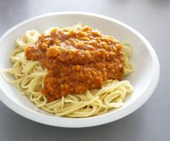 Grünkern-Kürbis-Bolognese | 🌿vegan