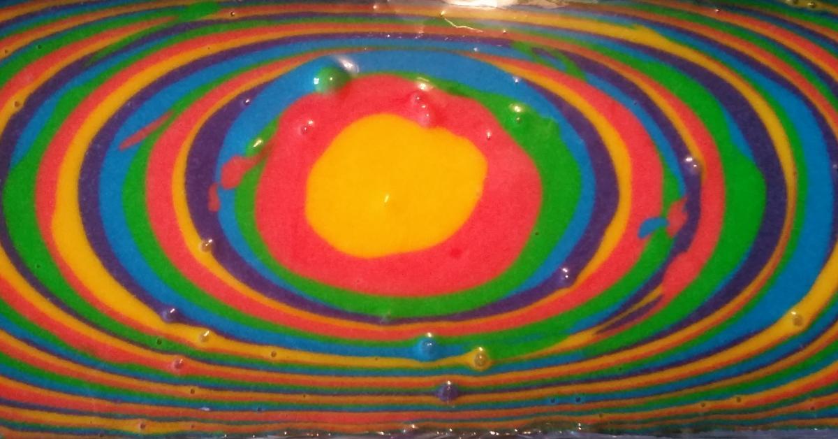 Regenbogenkuchen Von Jemiti Ein Thermomix Rezept Aus Der