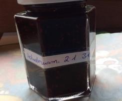 Hollunder Marmelade