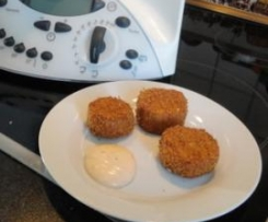 Chicken Nuggets (Crispy Chicken Croquettes)