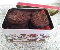 Schoko-Hafer-Taler, Cookies, vegan, fettfrei