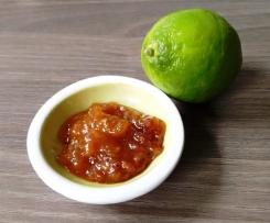 Sommerlich fruchtiges Mango Chutney