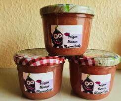 Feigen Marmelade mit Birnen