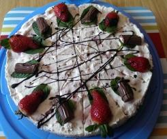 Erdbeer-Joghuretten-Torte
