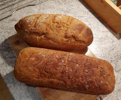 Dinkel-Kerndl-Brot