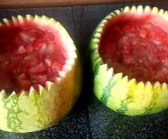 Andrea's Melonenbowle