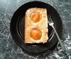 Kerniger Aprikosenkuchen