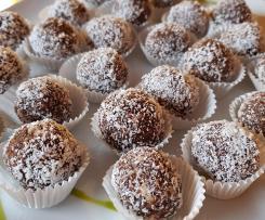 Energy balls - mit Superfood