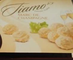 Champagne Winterzauber Likör