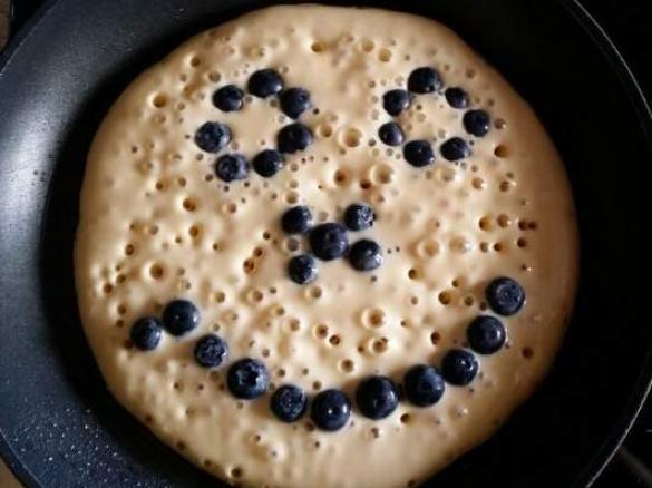 Pfannkuchen Mit Obst Von Luckygirl Ein Thermomix Rezept Aus Der