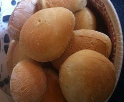 Naan-Brote