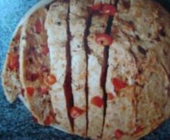 Pizza-Brot,super lecker!!