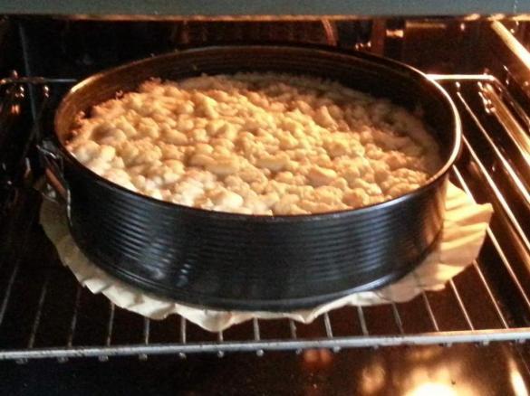 Apfelkuchen Mit Apfelmus Von Xmellex Ein Thermomix Rezept Aus Der