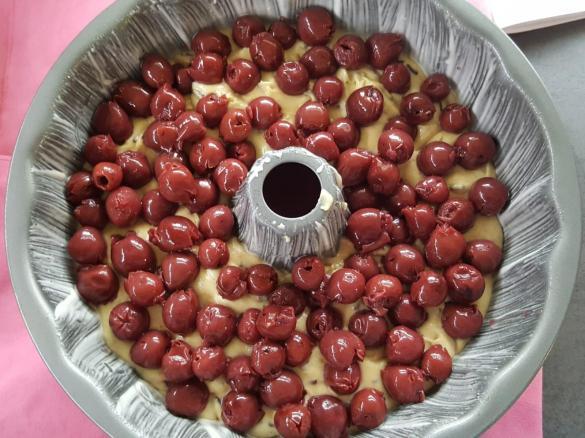 Schokoladen Kirsch Napfkuchen Von Lupe31 Ein Thermomix Rezept Aus