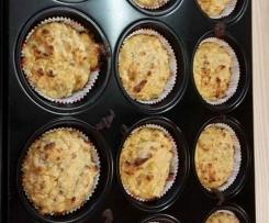 Paleo-Früchte-Muffin