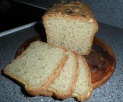 Kürbiskern-Öl-Brot