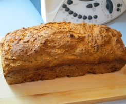 Leckeres schnelles einfaches Brot
