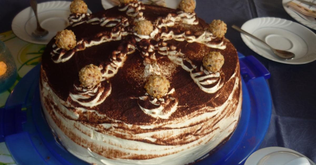 Tiramisu Kuchen Von Sabri Ein Thermomix Rezept Aus Der Kategorie