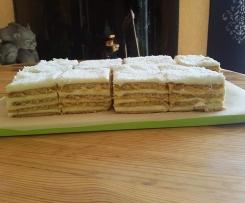 Kokos-Mango-Kuchen (ohne Backen)