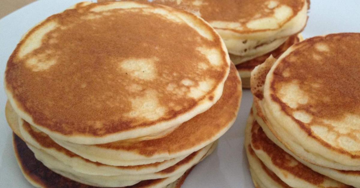 original amerikanische pancakes die besten die ich je gegessen habe von abel ein thermomix. Black Bedroom Furniture Sets. Home Design Ideas