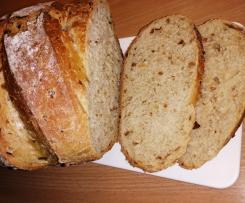 Röstzwiebel Brot