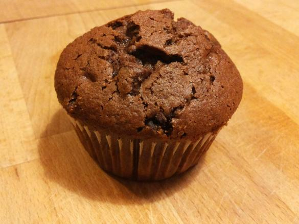 doppel schoko muffins von mama schlumpf ein thermomix rezept aus der kategorie backen s auf. Black Bedroom Furniture Sets. Home Design Ideas