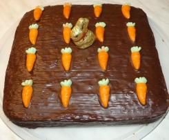 Karottentorte glutenfrei