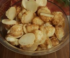 Klassische Kokosmakronen