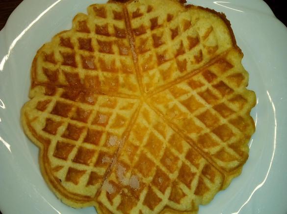 Waffeln Ohne Butter Margarine Von Malewu Ein Thermomix Rezept Aus