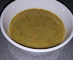 Gemüsesuppe schmackofatz