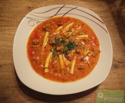 Variation Lasagne Suppe WW Tauglich