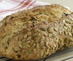 Kürbiskern Brot