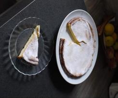 Bananen-Käsekuchen