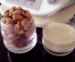 Mandelmilch / Mandeldrink vegan laktosefrei