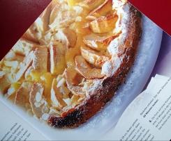 Apfel-Zitronen-Kuchen