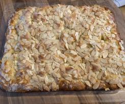 Butterloch-Mandelkuchen