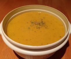 Karotten-Kartoffel-Suppe (WW-geeignet)