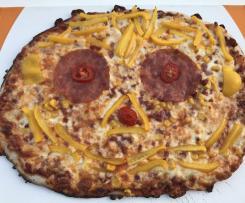 Pizzateig aus Neapel - Das Original