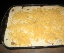 Kartoffelbrei-Hähnchenbrustfilet-Auflauf
