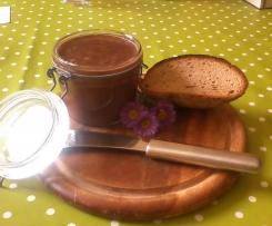 Ratztella oder gesunde Nuß-Nougat-Creme
