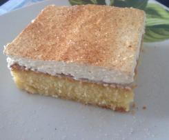Apfelmus-Schmand Kuchen