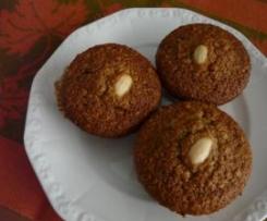 Gewürzkuchen oder -Muffins